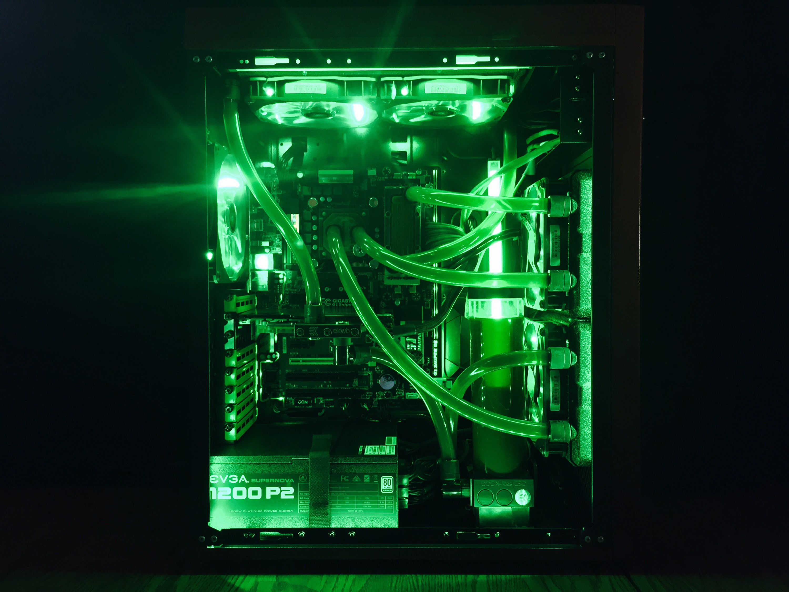 Sold Gaming Reactor Pc Gt